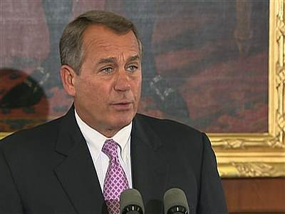 Boehner: 'Obamacare is the law of the land' | power to the people | Scoop.it