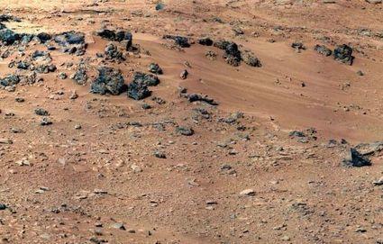 Sur Mars, les colons pourront faire pousser des plantes | Quantum Quantique | Scoop.it