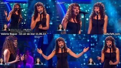 Vidéo : Valérie Bègue sexy chante Hero dans Un air de star (11/06/13) | Radio Planète-Eléa | Scoop.it