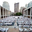 Thousands Wearing White Occupy Lincoln Center For Diner En Blanc   New York City Chronicles   Scoop.it
