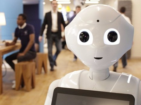 Pizza Hut plans to use a human-like robot to take customers' orders | SocialMediaRestaurants.com | Scoop.it