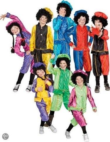 Pietenkostuums voor kinderen | Sinterklaasfeest, feest met Sint Nicolaas, Zwarte Piet en goochelaar in voorprogramma | Scoop.it