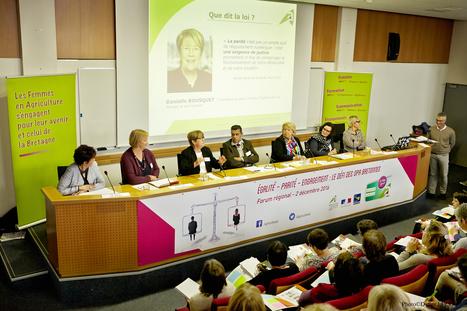 La Bretagne se prépare à une agriculture paritaire | egalité femmes hommes, parité, mixité, innovation sociale | Scoop.it