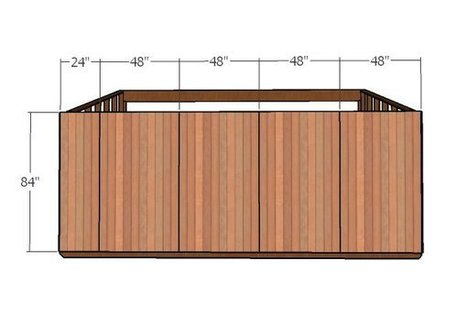 Run in shed roof | Garden Plans | Scoop.it