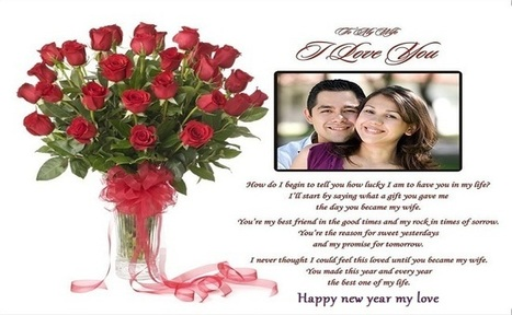 happy new year 2016 messages for wife