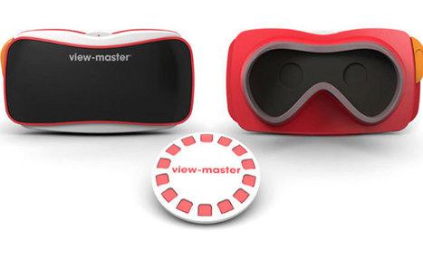 Google y Mattel lanzan visor de realidad virtual   Techno World   Scoop.it