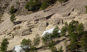 La Bastida unearths 4,200-year-old fortification, unique in continental Europe | archaeology | Scoop.it