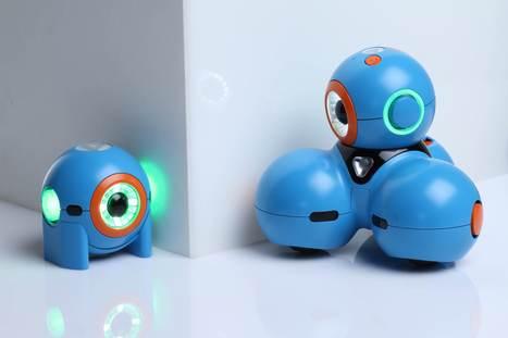 Quand les robots apprennent aux enfants à coder | WE DEMAIN. Une revue, un site, une communauté pour changer d'époque | Scoop.it