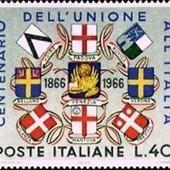 L'Italie par ses timbres | Généal'italie | Scoop.it