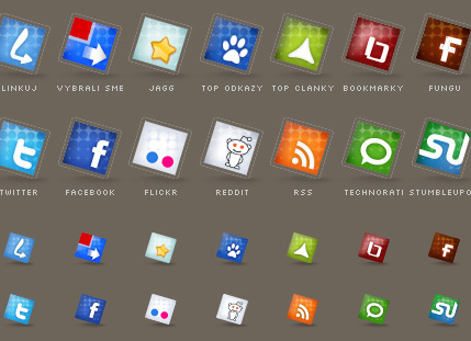 The Best Social Media Icons All In One Place | Freebies | Best Blogging Tips | Scoop.it