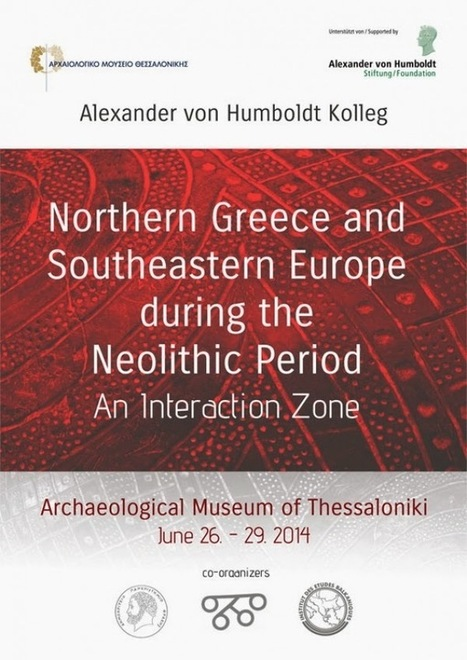 GRECE : 'Northern Greece and Southeastern Europe during the Neolithic Period' at the Archaeological Museum of Thessaloniki | World Neolithic | Scoop.it