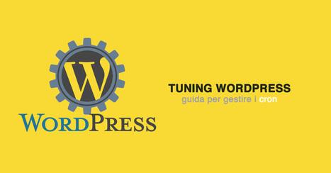 Tuning Wordpress: guida per gestire i cron | seeweb | Scoop.it