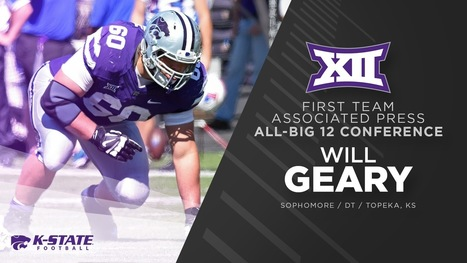Four Wildcats Placed on AP All-Big 12 Teams | KSU Wildcats News | All Things Wildcats | Scoop.it
