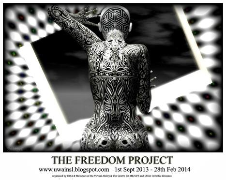 The University of Western Australia (UWA) in Second Life: Freedom Project Thank You Ceremony & Exhibition Launch - 23rd March | Mundos Virtuales, Educacion Conectada y Aprendizaje de Lenguas | Scoop.it