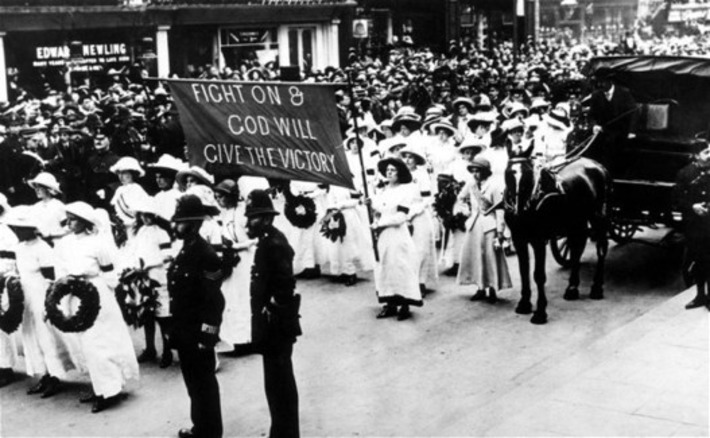 The New Suffragettes | Dare To Be A Feminist | Scoop.it