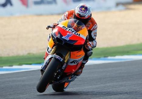 Stoner anuncia que deixará a MotoGP ao final de 2012   esportes   Scoop.it