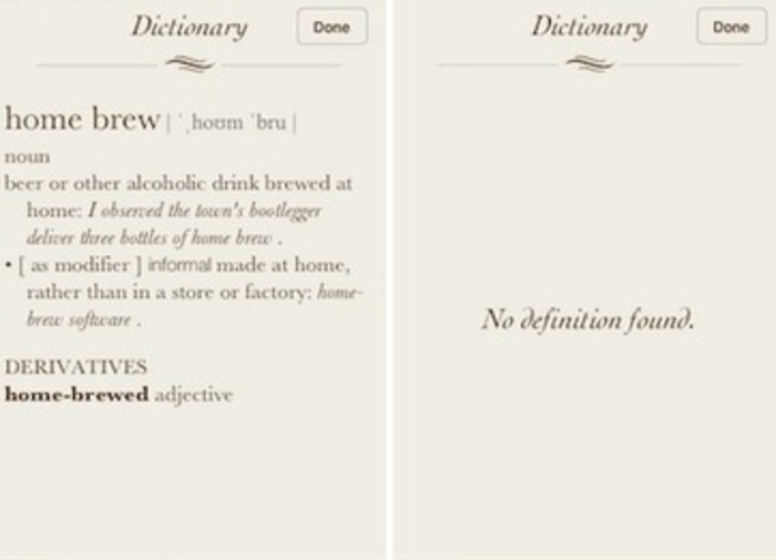 iOS 5 : Look Up Definitions Using Dictionary Service | iPhone and iPad development | Scoop.it