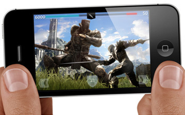 How the iPhone 4S Will Change Mobile Gaming | iPhoneApps | Scoop.it