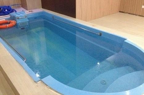 Fiberglass endless swimming pools\' in Prefabricated Swimming ...