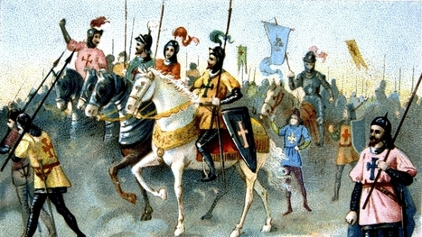 Shock: The First Crusade and the Conquest of Jerusalem | Wonderful World of History | Scoop.it