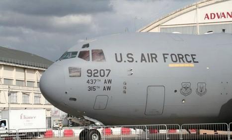 C-17 Globemaster – WalkAround | History Around the Net | Scoop.it
