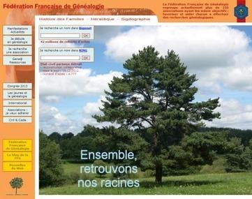Entretien avec Jean-Yves Houard, secrétaire général de la Fédération Française de Généalogie | MyHeritage.fr | L'écho d'antan | Scoop.it
