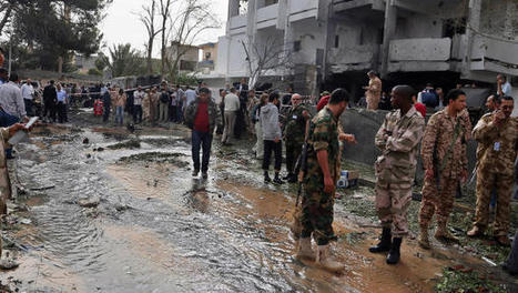 Portuguese Embassy Attacked In Tripoli -  OBRIGADA! | Saif al Islam | Scoop.it