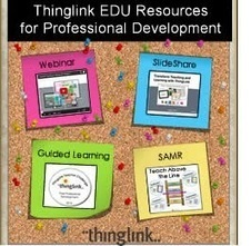 A ThingLink PD Toolkit of Resources | Reading Literacy, Informational Text and School Libraries | Scoop.it