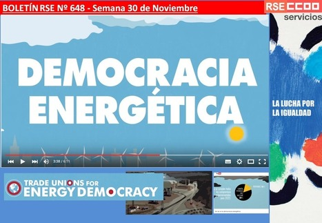 BOLETÍN RSE Nº 648 - Semana 30 de Noviembre | Legendo | Scoop.it