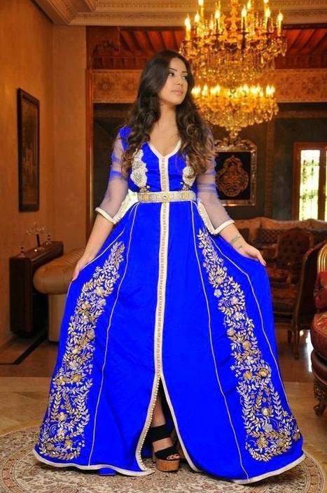 8adc786f50596 Caftan 2016 - robe-orientale.com
