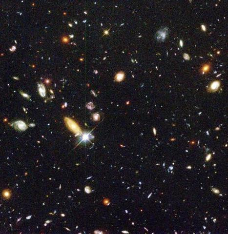 Relative ease of crossing galaxies makes the lack of evidence for intelligent life even more puzzling   Theories of Existence   Scoop.it