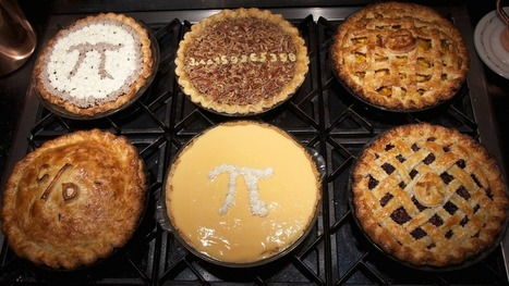 Happy Pi Day: 10 YouTube Videos for Math Geeks | Cool Video's & Instructional Movies | Scoop.it