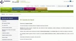 Noticias | Los pacientes vascos pueden consultar su historial médico a través deInternet | Salud 2.0 | Karmeneb | Scoop.it