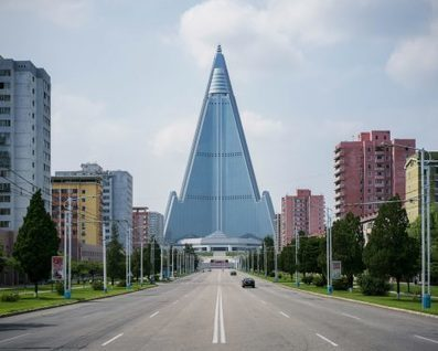 Pyongyang architecture captured byRaphael Olivier | Urban Decay Photography | Scoop.it