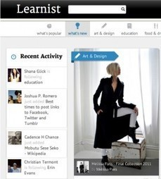 Learnist: Collaborative Learning for Social Media Enthusiasts | | Social Media in Learning | Scoop.it
