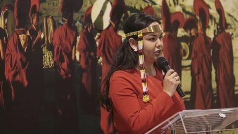 Changements climatiques: une Inuite s'adresse aux dirigeants du monde au nom du Canada | Climat : où en sommes-nous? | AboriginalLinks LiensAutochtones | Scoop.it