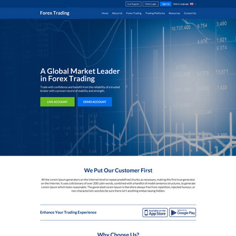 Forex Trading Sign Up Capturing Professional We