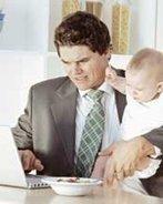 Los padres quieren pasar más tiempo en casa, pero el desarrollo de su carrera lo impide | #hombresporlaigualdad | Scoop.it