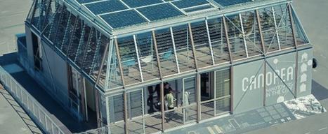 1 maison écologique + 1 maison écologique = 1 immeuble écologique | architecture..., Maisons bois & bioclimatiques | Scoop.it