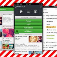 Evernote for iOS Updates with a New Interface, Quicker Navigation, and Unified Shared Notebooks | Evernote And Personal Productivity Tools | Scoop.it