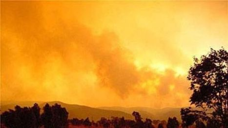 Researchers document world-first fire tornado - ABC News (Australian Broadcasting Corporation)   this curious life   Scoop.it