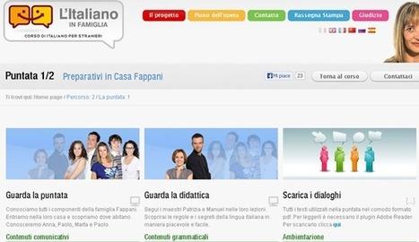 Učite italijanski jezik u porodici | Italijanski online | Scoop.it