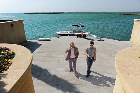 Azerbaijan Is Rich. Now It Wants to Be Famous. | AP HUMAN GEOGRAPHY DIGITAL  STUDY: MIKE BUSARELLO | Scoop.it