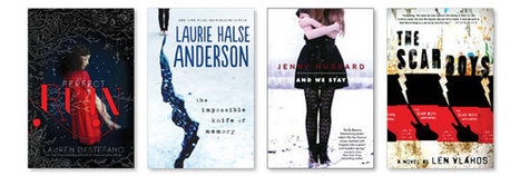 Book Review: Grades 9 & Up Fiction | January 2014 | Ignite Reading & Writing | Scoop.it