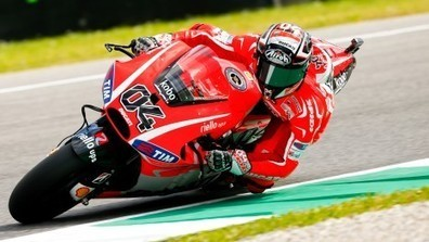 Dovizioso: 'Cooler weather only better for us' | Ductalk Ducati News | Scoop.it