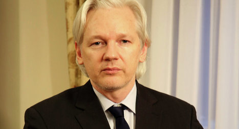 Julian Assange Brief Interview In UK | News From Stirring Trouble Internationally | Scoop.it