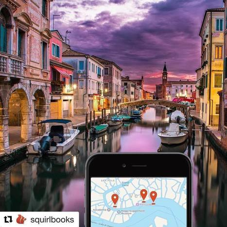 Love the colors in image. ~ #Repost @squirlbooks with @repostapp ・・・ WEEKEND TRIP: Explore the old streets and canals of #Venice in books by @tess.gerritsen , @sararosett and Edward Parr. (Download... | All Things Bookish: All about books, all the time | Scoop.it