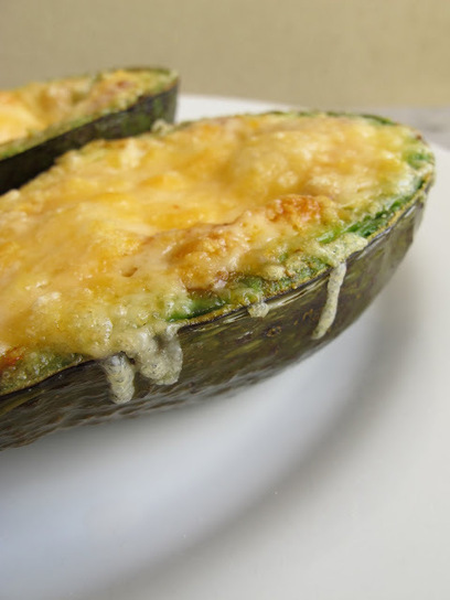 Morsels and Musings: grilled avocado w melted cheese & hot sauce | Yummie Food | Scoop.it