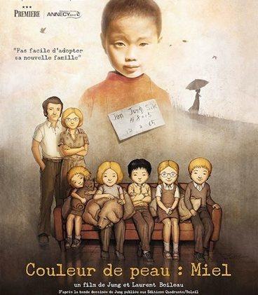 Projection du documentaire «Couleur de peau : miel» - ladepeche.fr | Cinémédiathèques | Scoop.it