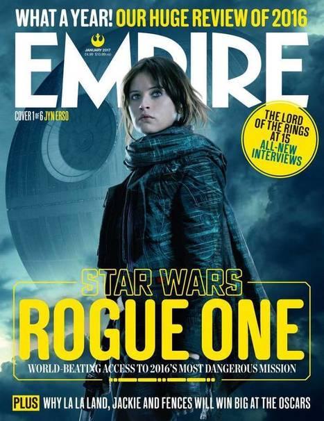Rogue One: the rebels assemble on Empire's exclusive Star Wars covers | Le cinéma, d'où qu'il soit. | Scoop.it